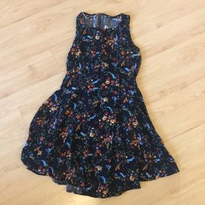 Floral dress beautiful!!